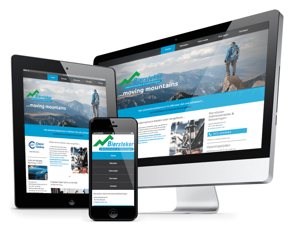 Responsive Websites Uitgeest wowsites